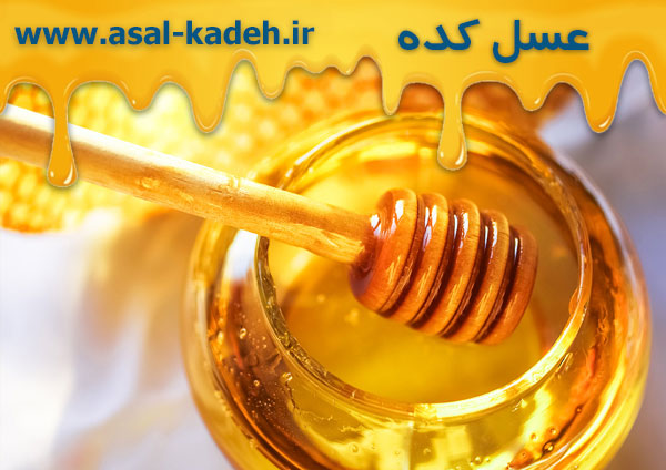 فروش عمده عسل چهل گیاه در عسل کده
