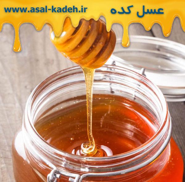 قیمت فروش عمده عسل طبیعی چهل گیاه و کنار ارگانیک