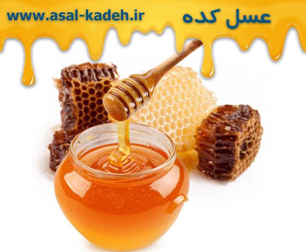 فروش عمده انواع عسل طبیعی در تهران